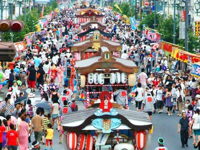 開催中止】令和2年 大泉まつり【群馬の花火大会・夏祭り特集2020 ...
